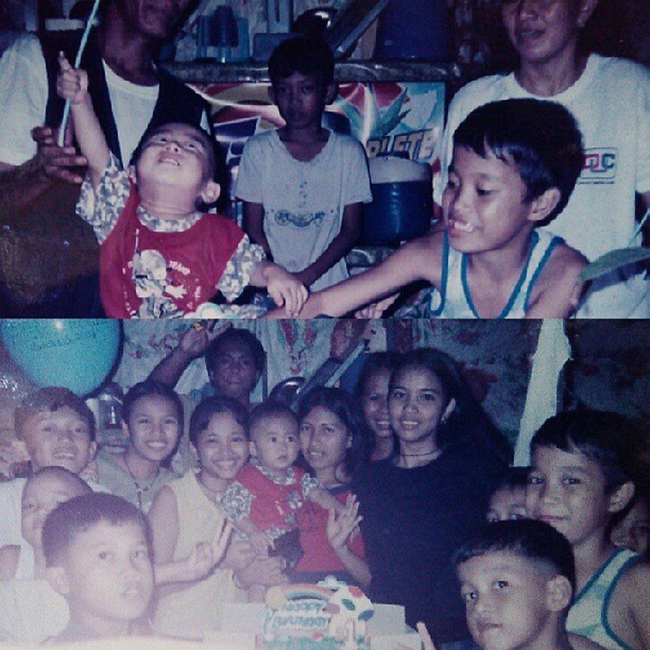 Throwback --1st Birthday ni Erickson 10yrsoldnaxangayon 10yrsago Hausofourloloandlola 6513