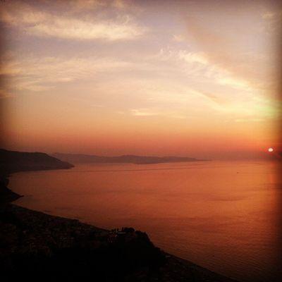 Calabria Sicilia Bagnara Sunset sololimoni quantosonoromantico