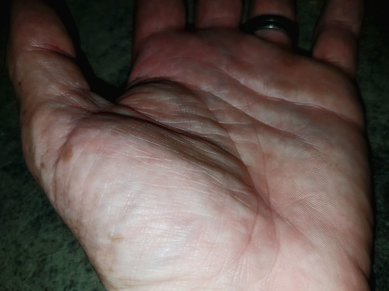 Human Hand Human Body Part One Person Close-up Indoors  Human Skin Adults Only Lines And Ridges Creativity My Hand