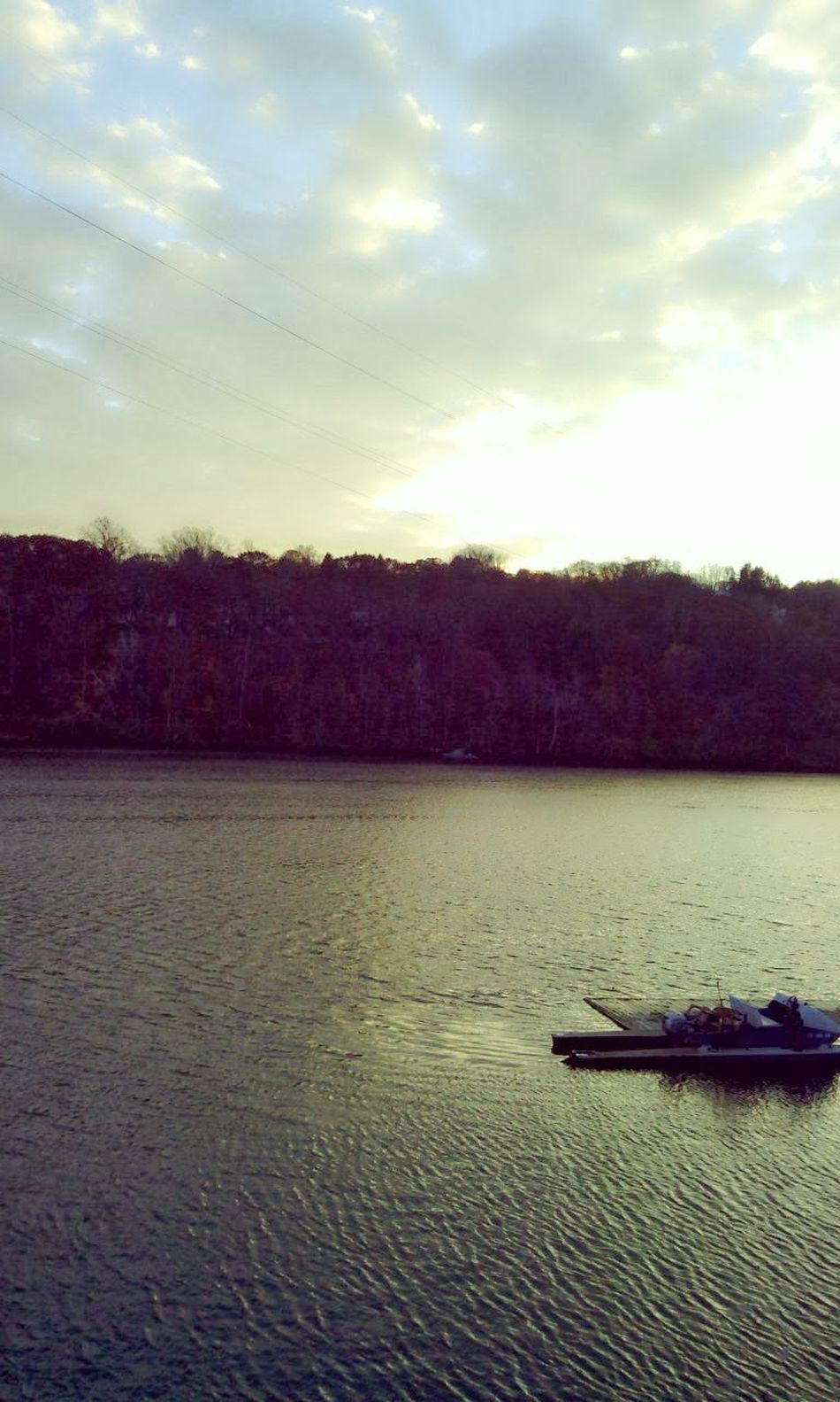 From My Point Of View Housatonic River