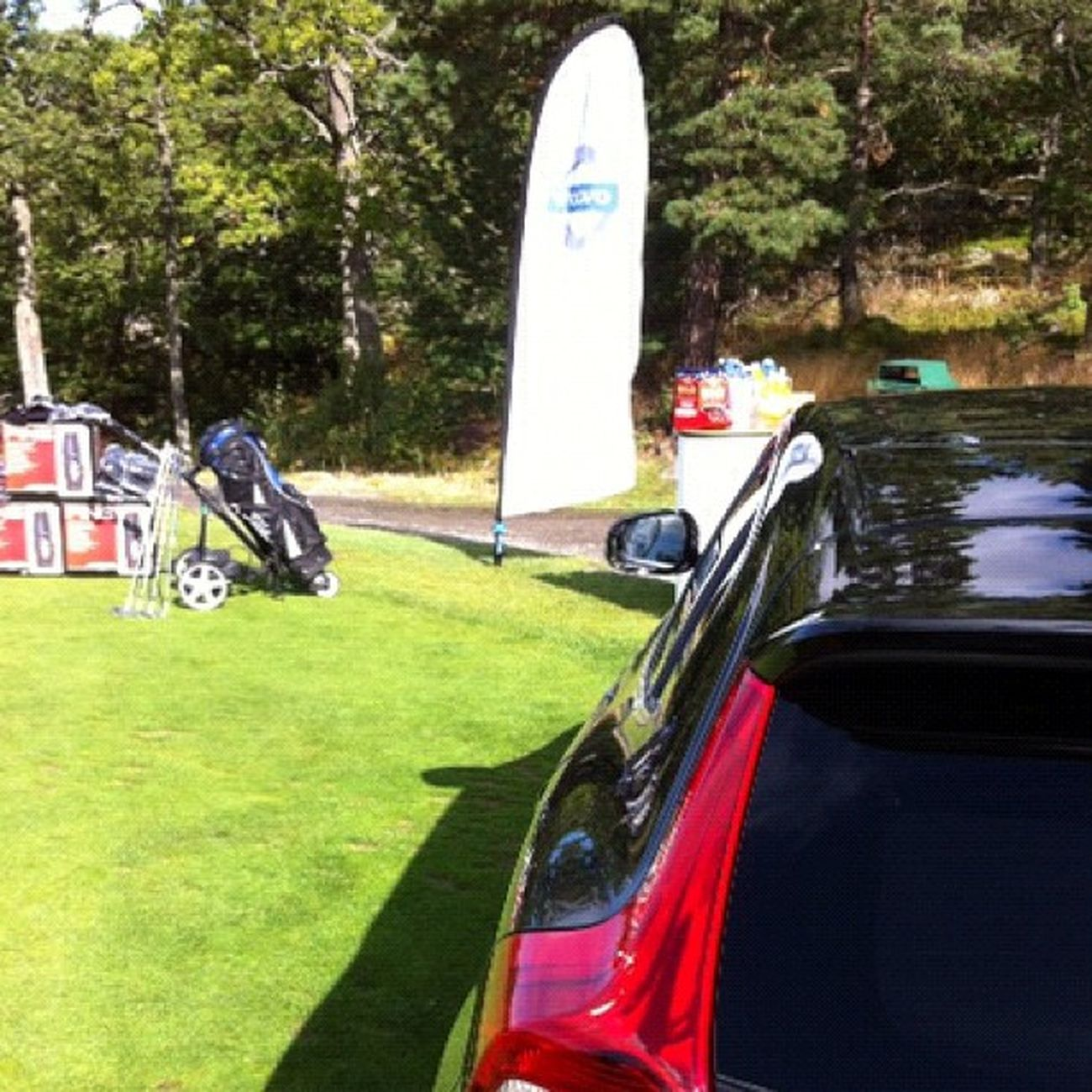 Swedbank Golf Volvocars Partner Fleetacitivity