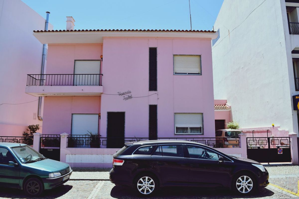 Tavira, Portugal Architecture Pink The Architect - 2017 EyeEm Awards Street Photography Residential Building