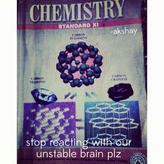 So_much_to_stusy Science Student Exam Time Exam_time Chemistry AJ