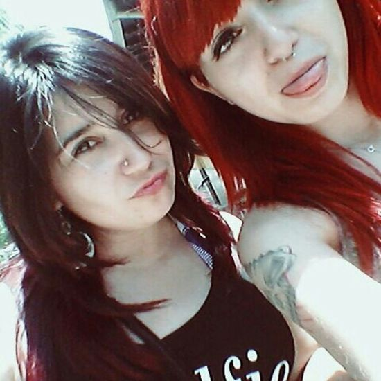 Taking Photos SuicideGirls Girls Tattoos Pircing Love ♥ Sexygirl San Felipe ❤ Hello World Redhead