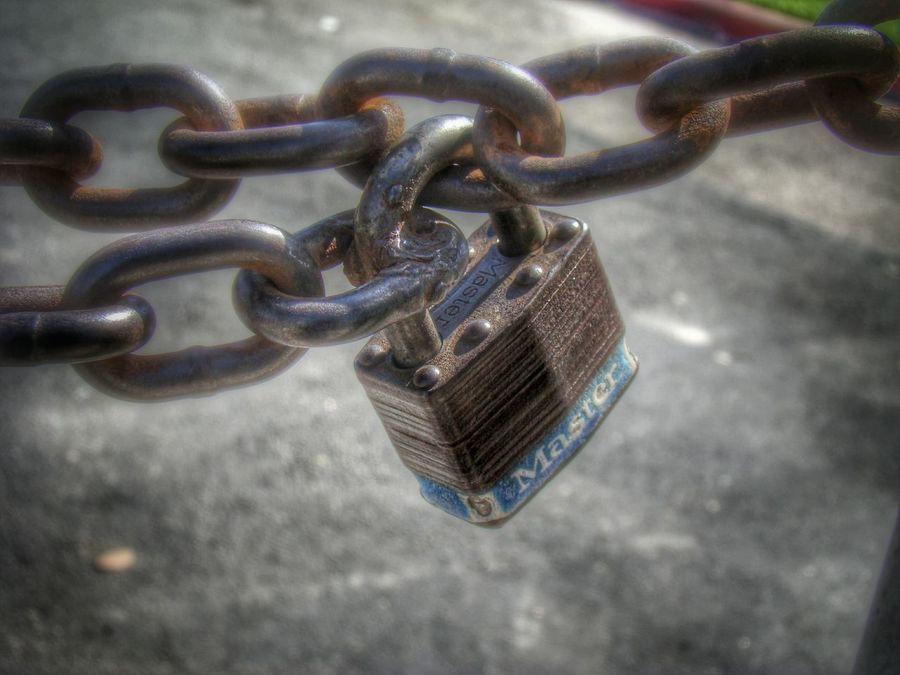 Taking Photos Taking Pictures MyLocksObsession Rust Lust RustCreators EyEm Rust Padlocks Hanging Out Macrocreators Rust
