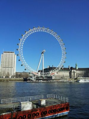 London eye by alain59152