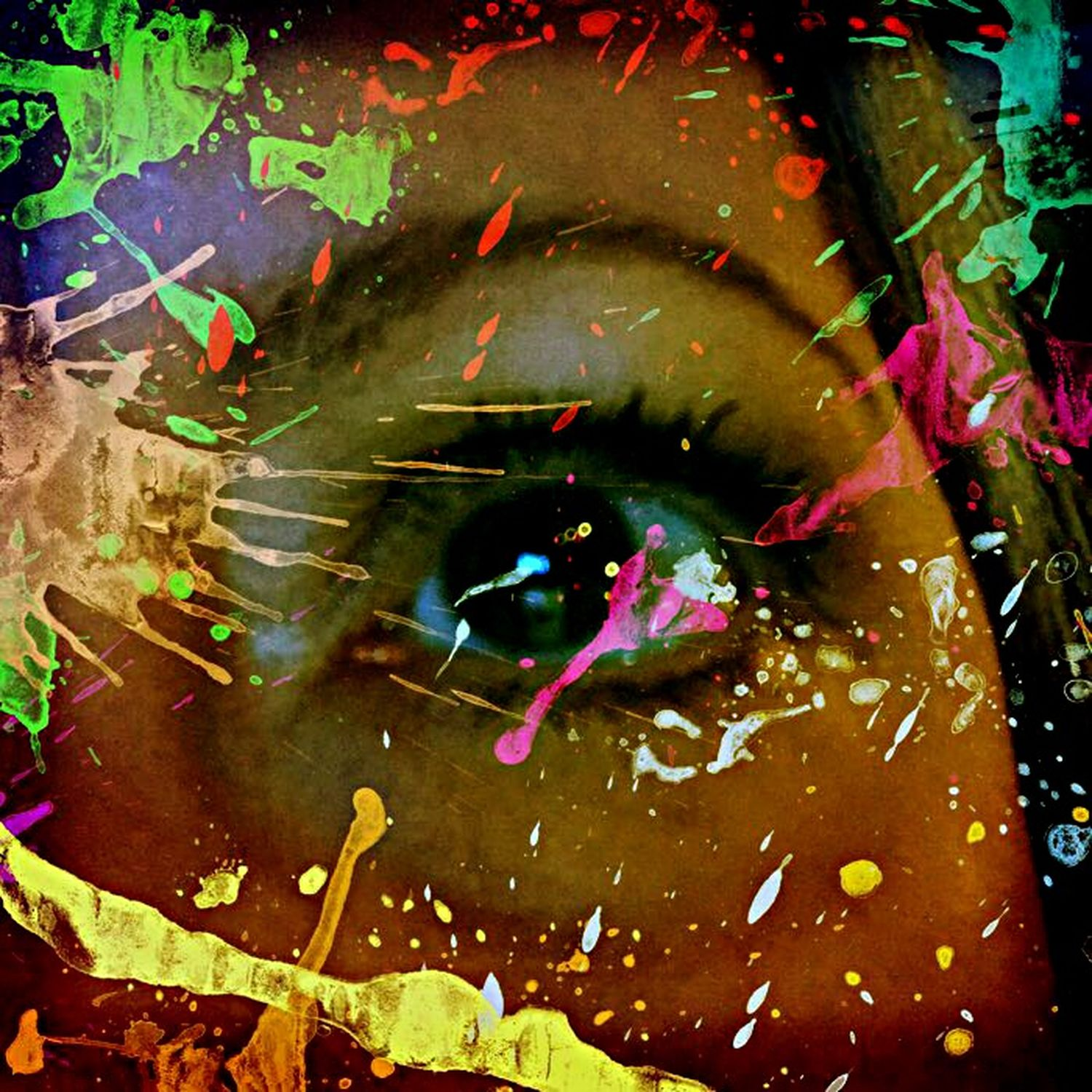 The Fashionist - 2015 EyeEm Awards Falling Orbs From The Sky Portrait Of A Woman Capturing Movement My Smartphone Life Abstractions In Colors NEM Self Abstract Me