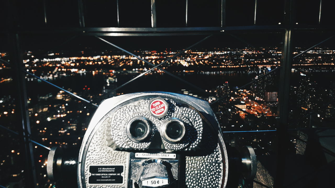 a cold breeze from the top. Empire State Building New York Newyorkcity Nightphotography Night Night Lights Building Architecture Architecture_collection Lights Colourful Bokeh Bokehlicious Aunshots Photography Street Photography First Eyeem Photo First Eyeem Photo