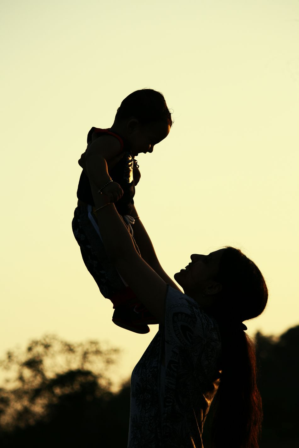 Mother & Son Motherlove Mother And Child Outdoors Nature Sky Young Adult People EyeEmNewHere Evening Sky
