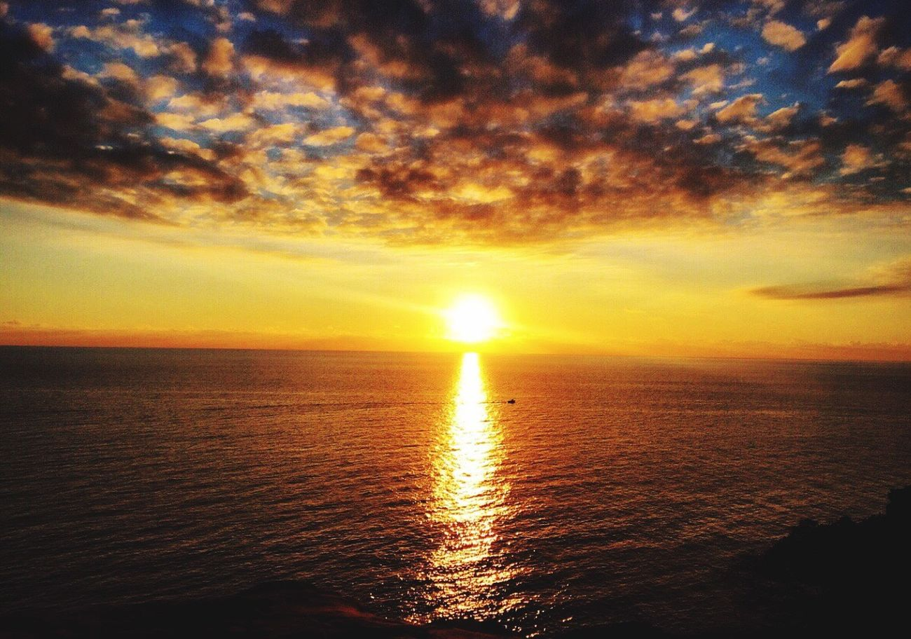 Sunset CF Gennaio  🌅⚓️🎈 First Eyeem Photo