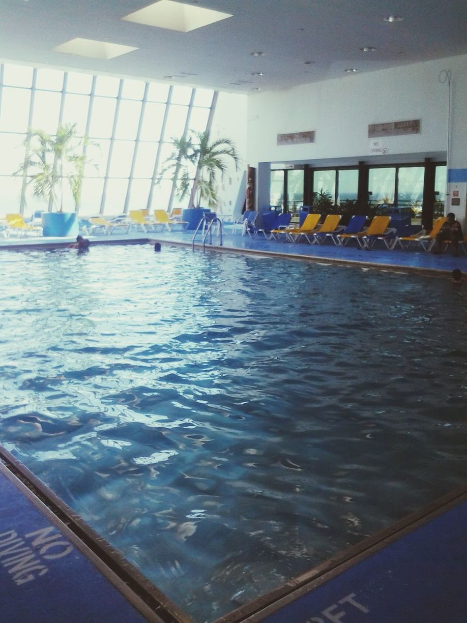 indoor pool Trumpplaza