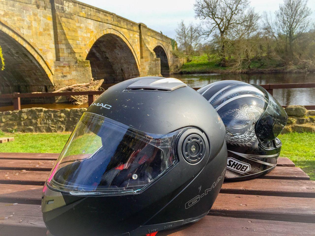 Helmet Helmets Motorbike Bikers Biking Motorbike Helmets