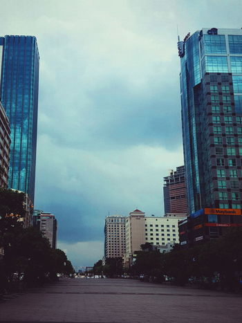 Ngyễn Hue Street, District 1, HCMC, Vietnam Taking Photos Architecture_collection Cityscape City Street Street Photography Travelshots Southeast Asia Vietnam Saigonlife Feel The Journey