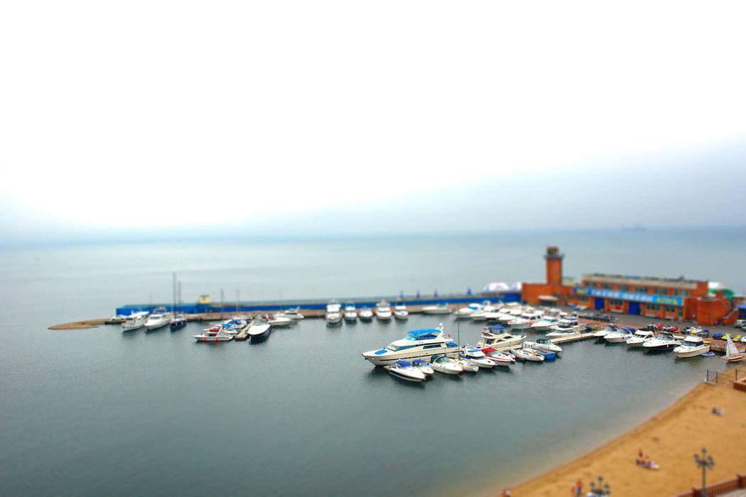 владивосток яхтклуб яхты Море набережная