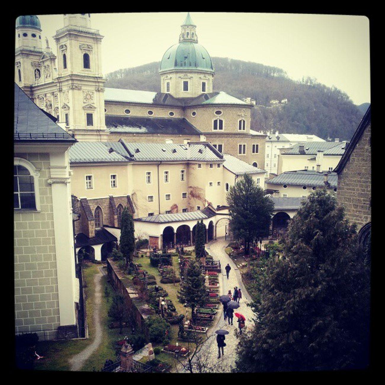Salzburg Salisburgo Instavacation Katakomben