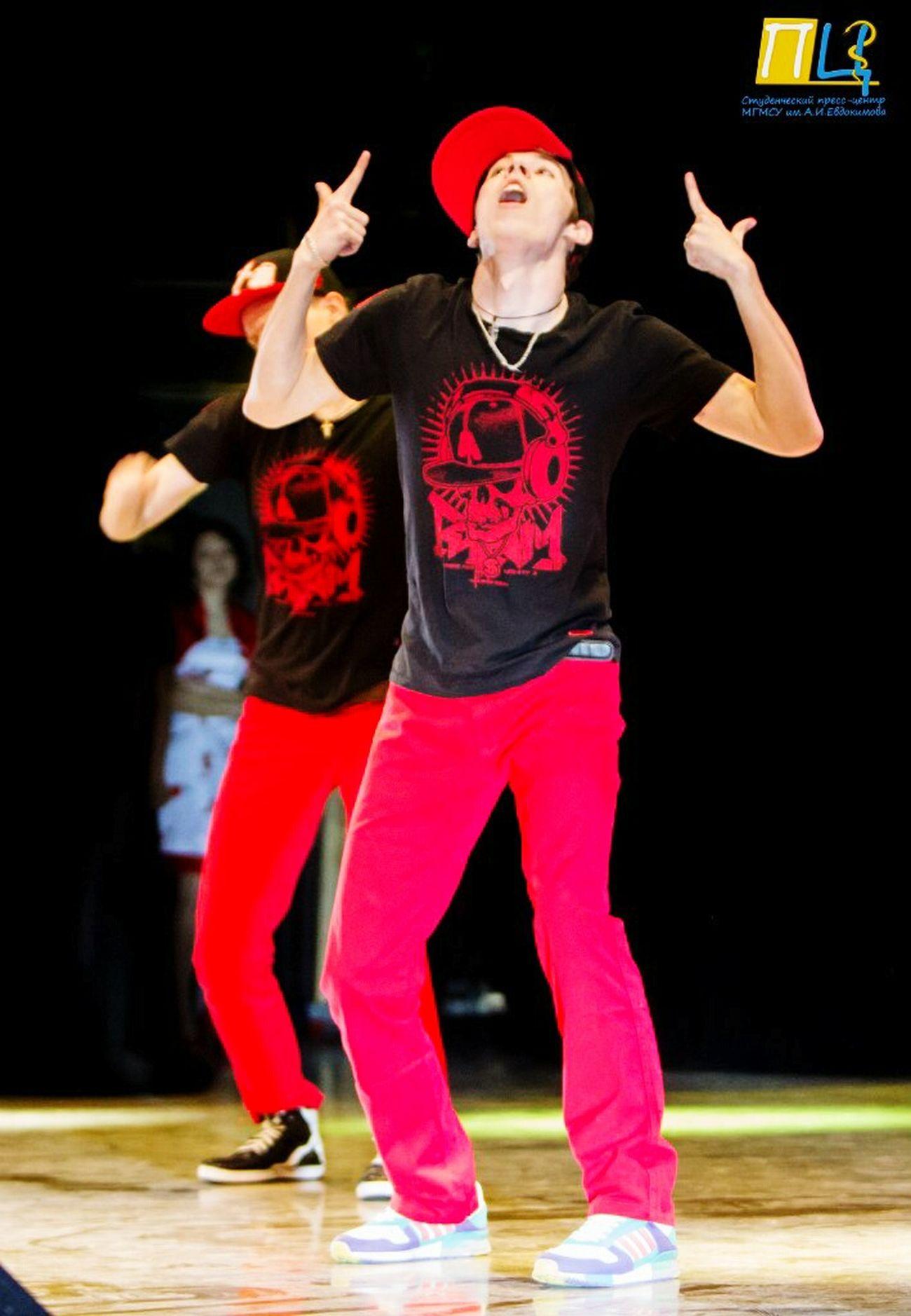 Hi! That's Me зубастики Dance