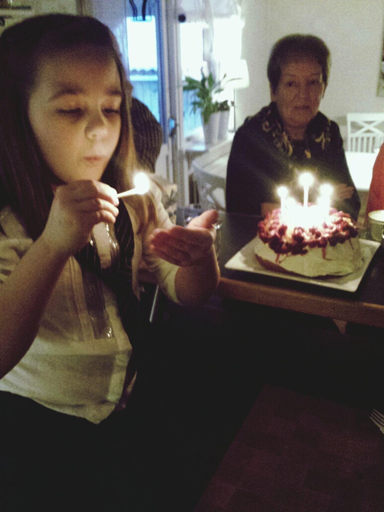 Grattis Klara! Birthday Birthday Cake Candles Matches