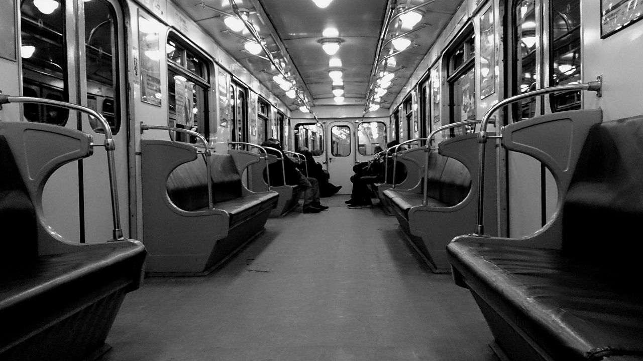 Metro Wagon  at Saint Petersburg. Sony Xperia Zr Mobile Photography Mobilephotography Black & White Black And White Black And White Photography City Life People Metro Photo Metro Life Transport Daily Commute Daily Life Urban Photography Urban Lifestyle Dailylife