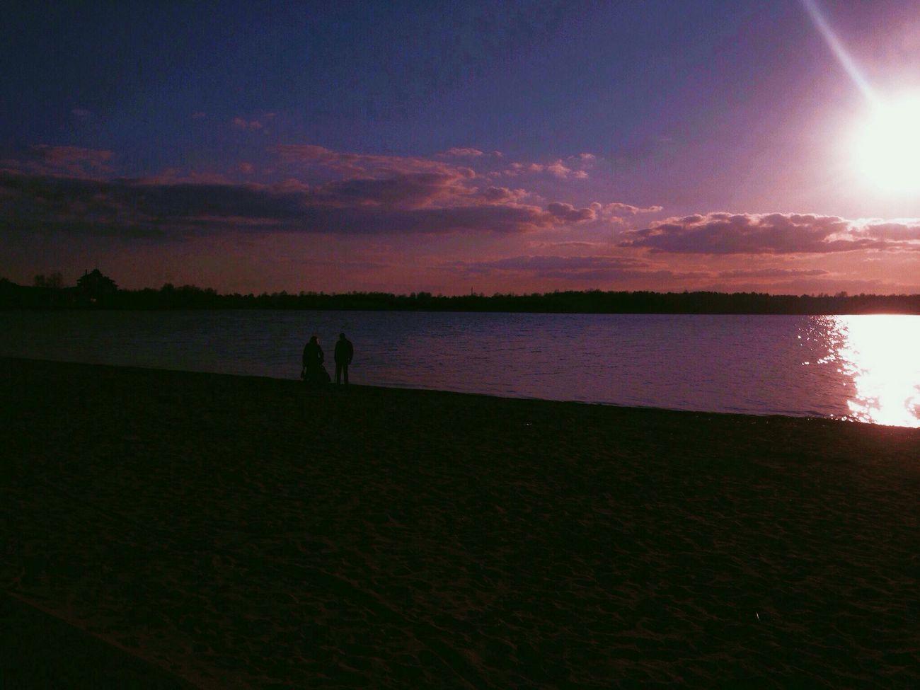 just enjoy sunset Enjoying The Sun Sunset_collection Sky The Great Outdoors - 2015 EyeEm Awards EyeEm Best Shots EyeEm Nature Lover