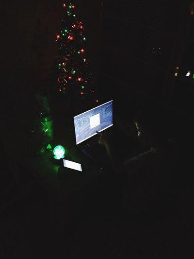 Room Light Computer