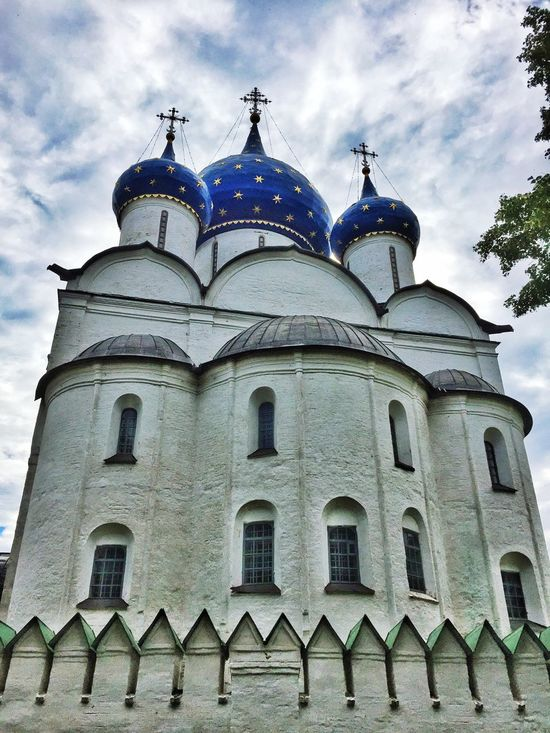 Nativity of the Virgin Cathedral in Suzdal' Traveling Rus2015tc Architecture Church