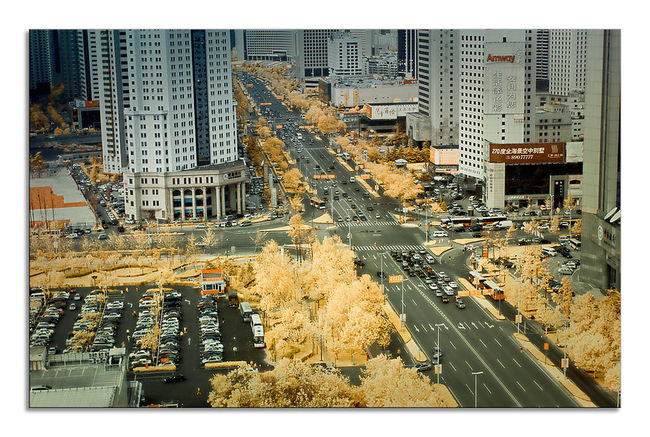 Canon400d China Fun Infrared Infrared Photography Landscape Photoshop Qingdao Skyline Travelling Tsingtao