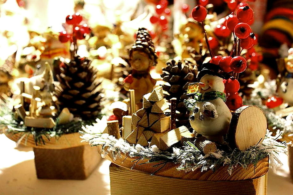 Christmas Cozy Decoration German снеговик дрова новыйгод новогоднеенастроение новогодние украшения