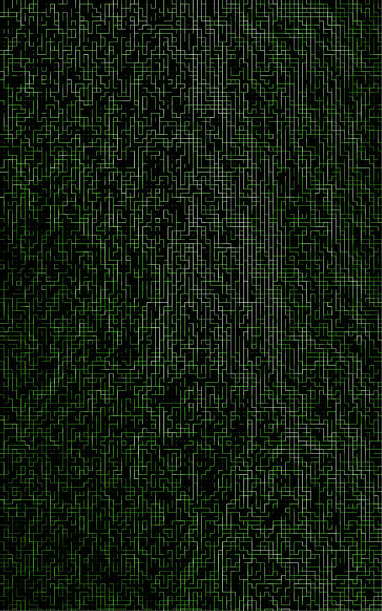 16:10 16x10 Abstract Backgrounds Full Frame Green Color No People Pattern Pixelated Tech Textured