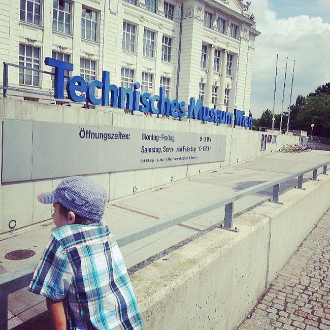 Zum Abschluss  ibs Technischemuseum Wien Leiderschonvorbei eswarschönwieimmer