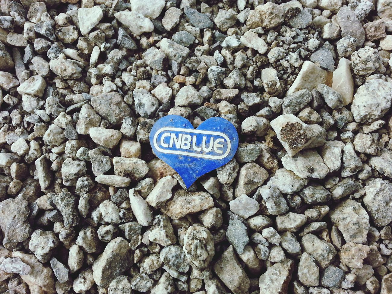 Textures And Surfaces A forgotten heart the day after cnblue's show Floors Things On The Floor Pebbles