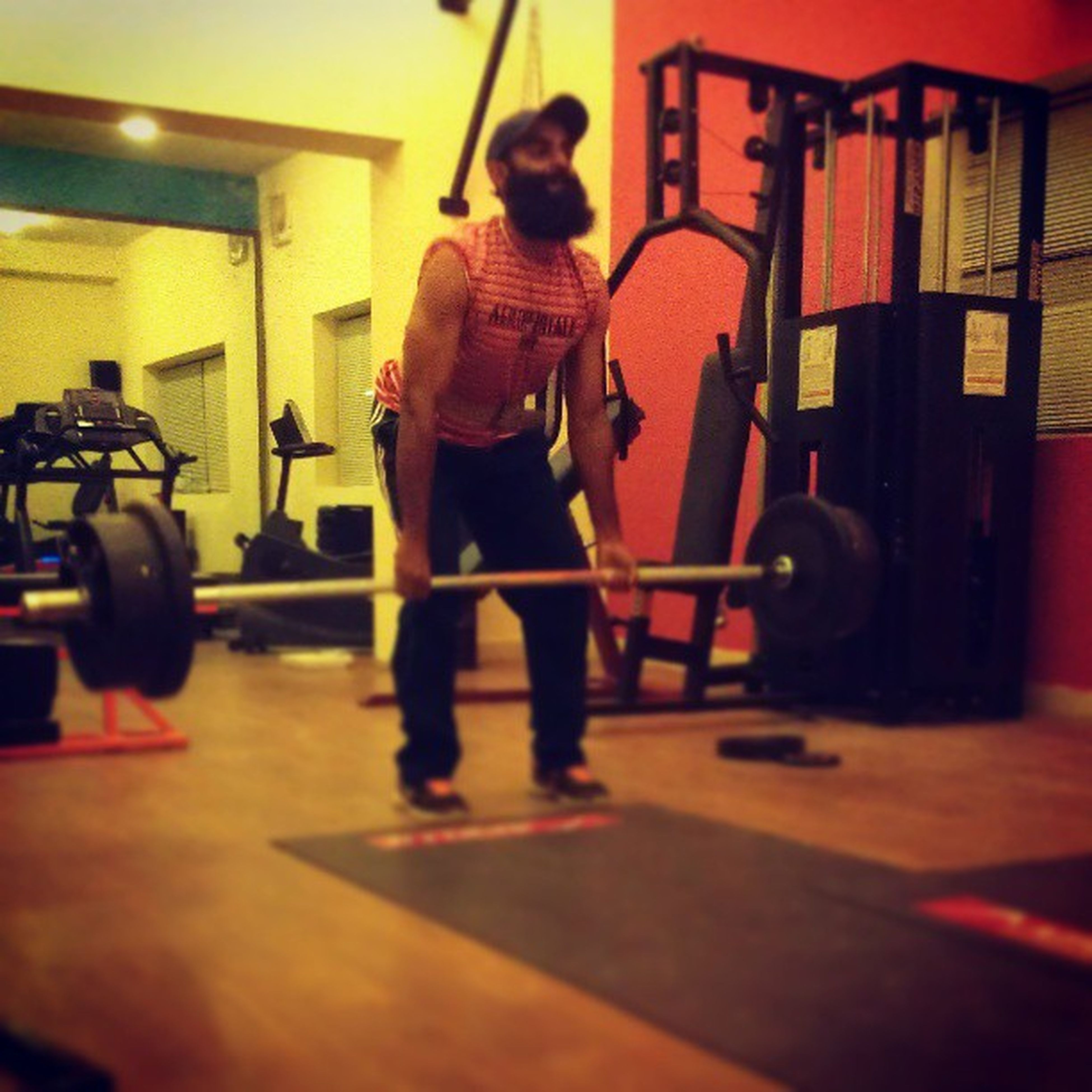 Deadlifting 210lbs Deadlifts After Backsquats and Militarypress crossfit crossfittotal cft extrememotivation workout transformation story gym newlook