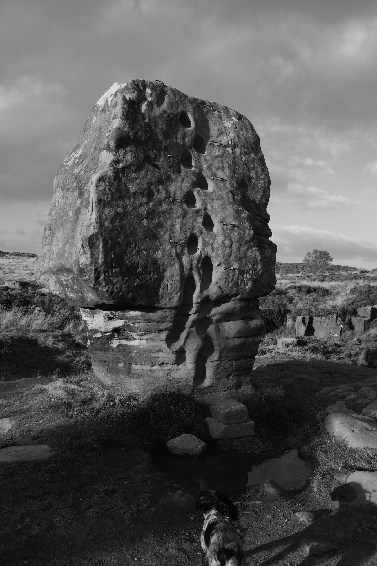 Stanton moor, Derbyshire Cork Stone