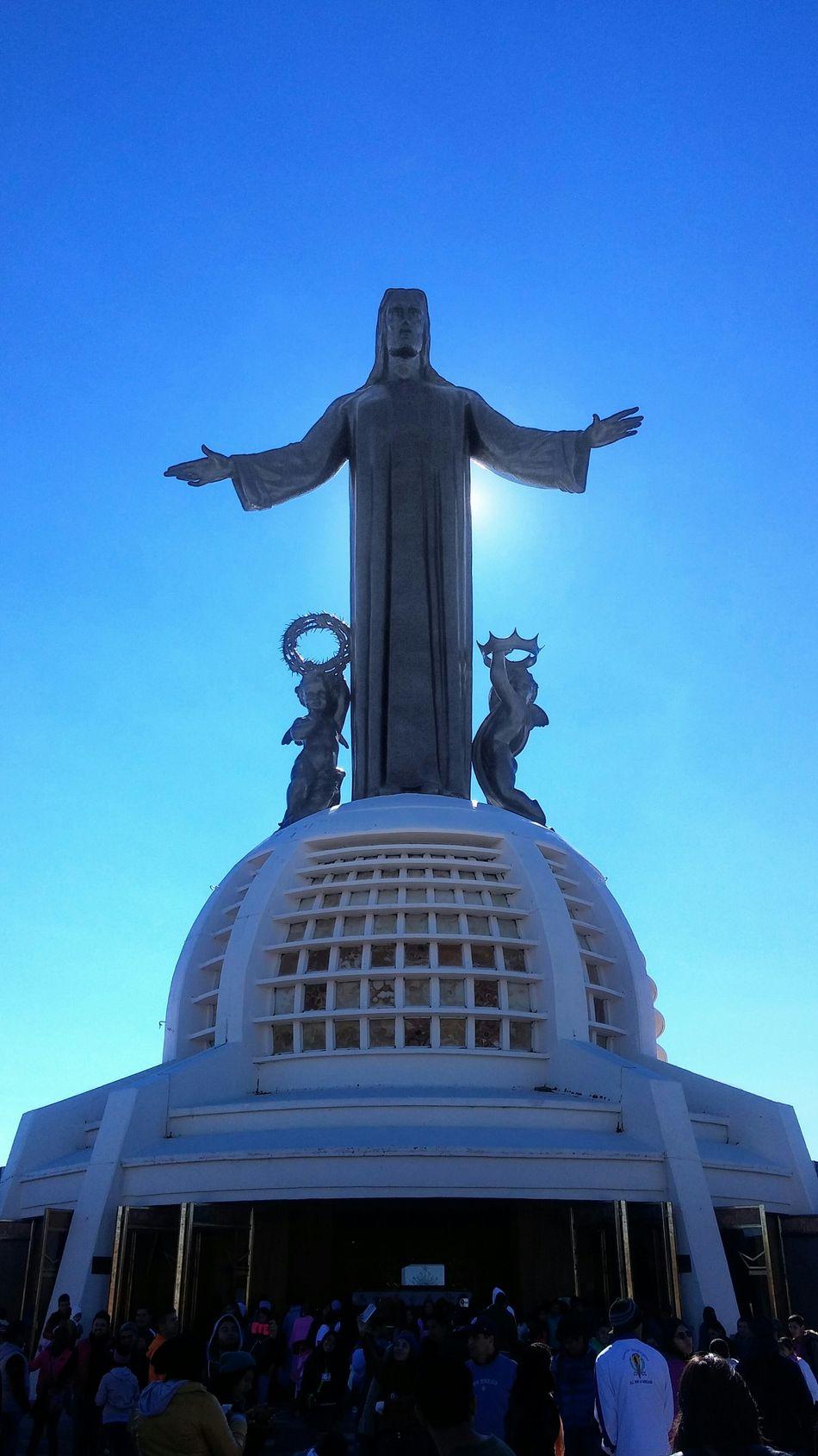 Cristo Cerro Cerrodelcubilete Guanajuato Mexico Religion Mexico_maravilloso Mexicotradicion
