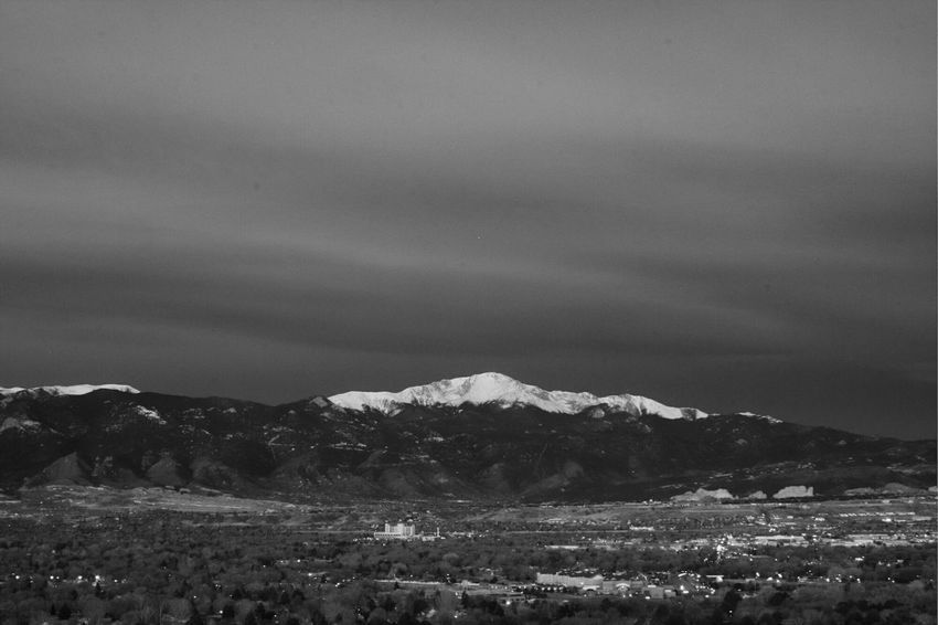 Coloradogram Colorado Landscape Sunrise Mountain View Mountains Blackandwhite Black&white Black And White Clouds And Sky