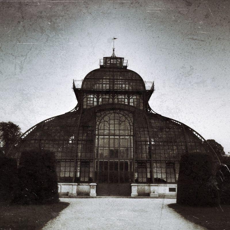 Palmenhaus Glass Park Roof