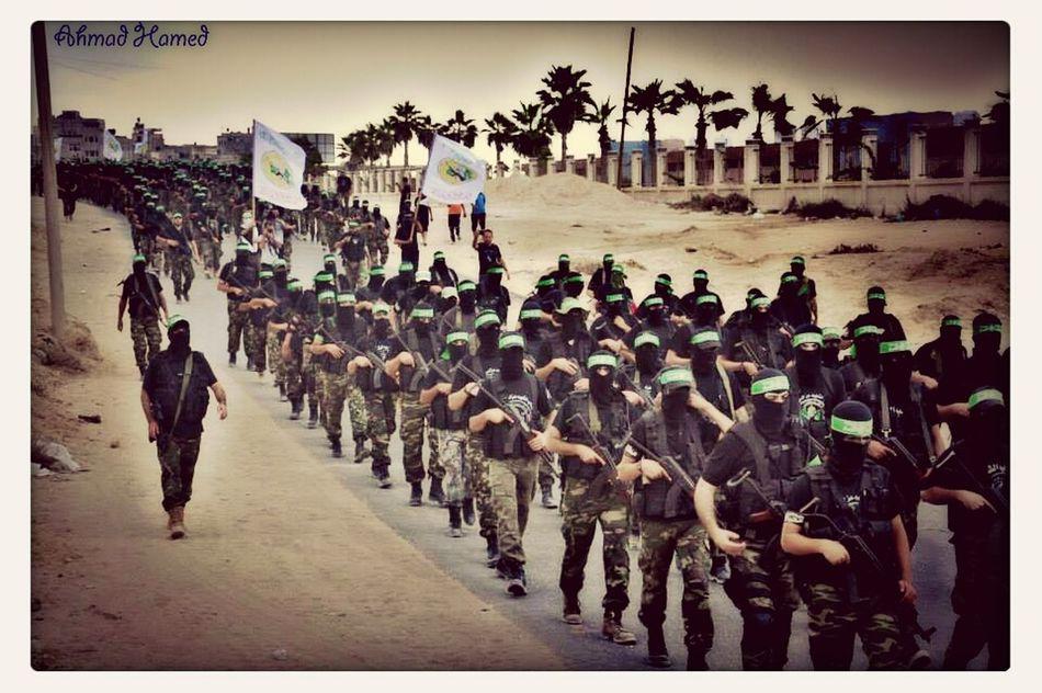 جيش التحرير بإذن الله Qassam
