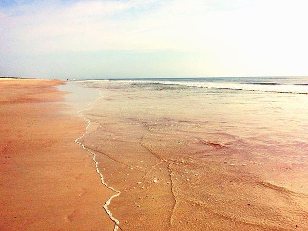 St. Augustine Beach Beach Ocean Waves