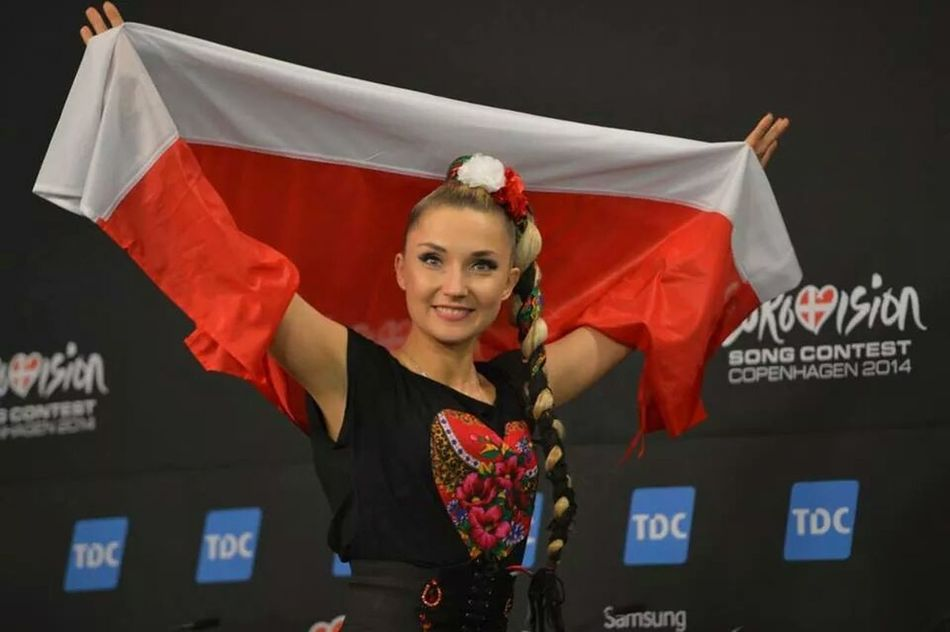Vote for Poland <3 ! Vote for 9 ! Eurovision2014 photo from: Donatan funpage