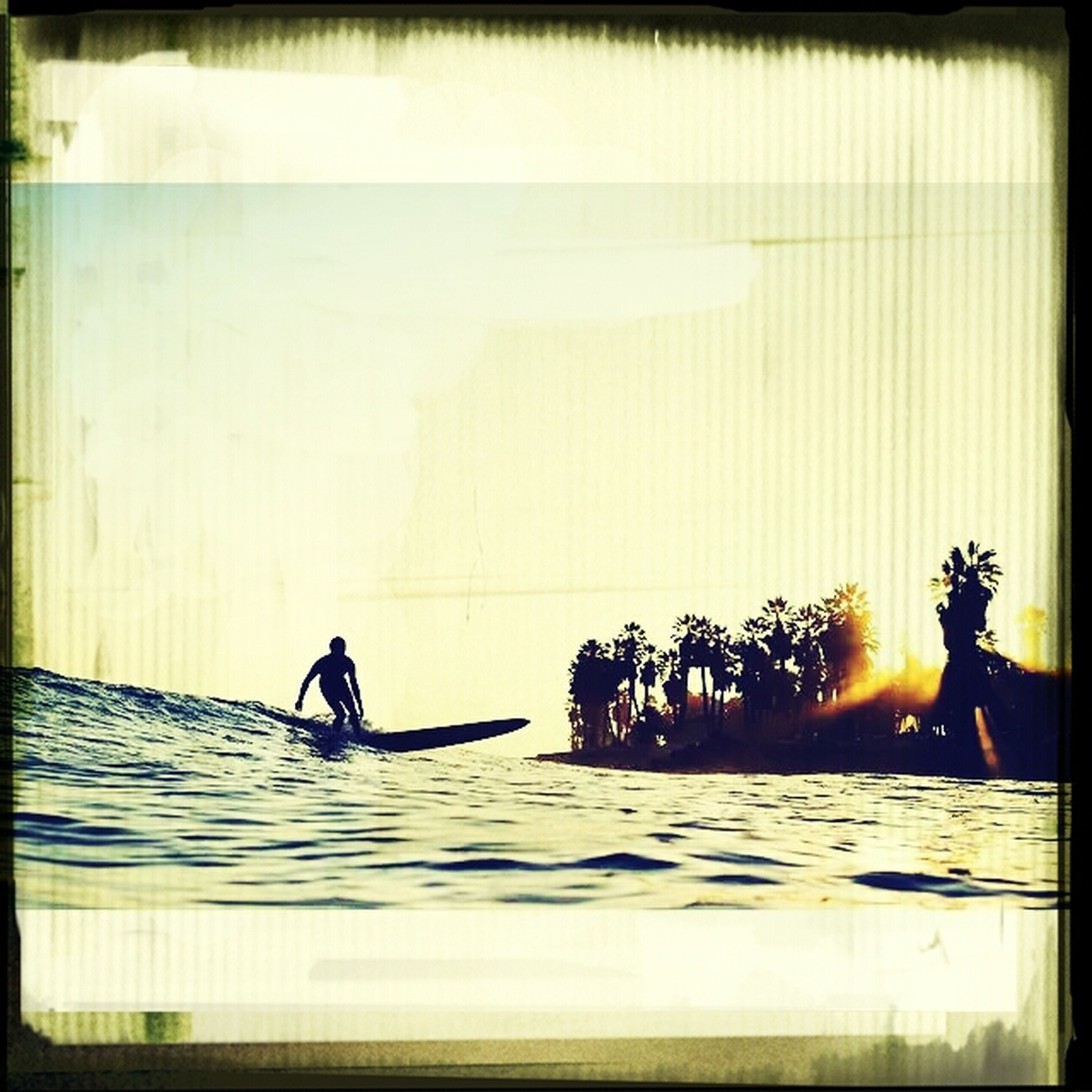 Deseando que llegue el fin de semana Being A Beach BumSurfing Surf longboard love Sunset