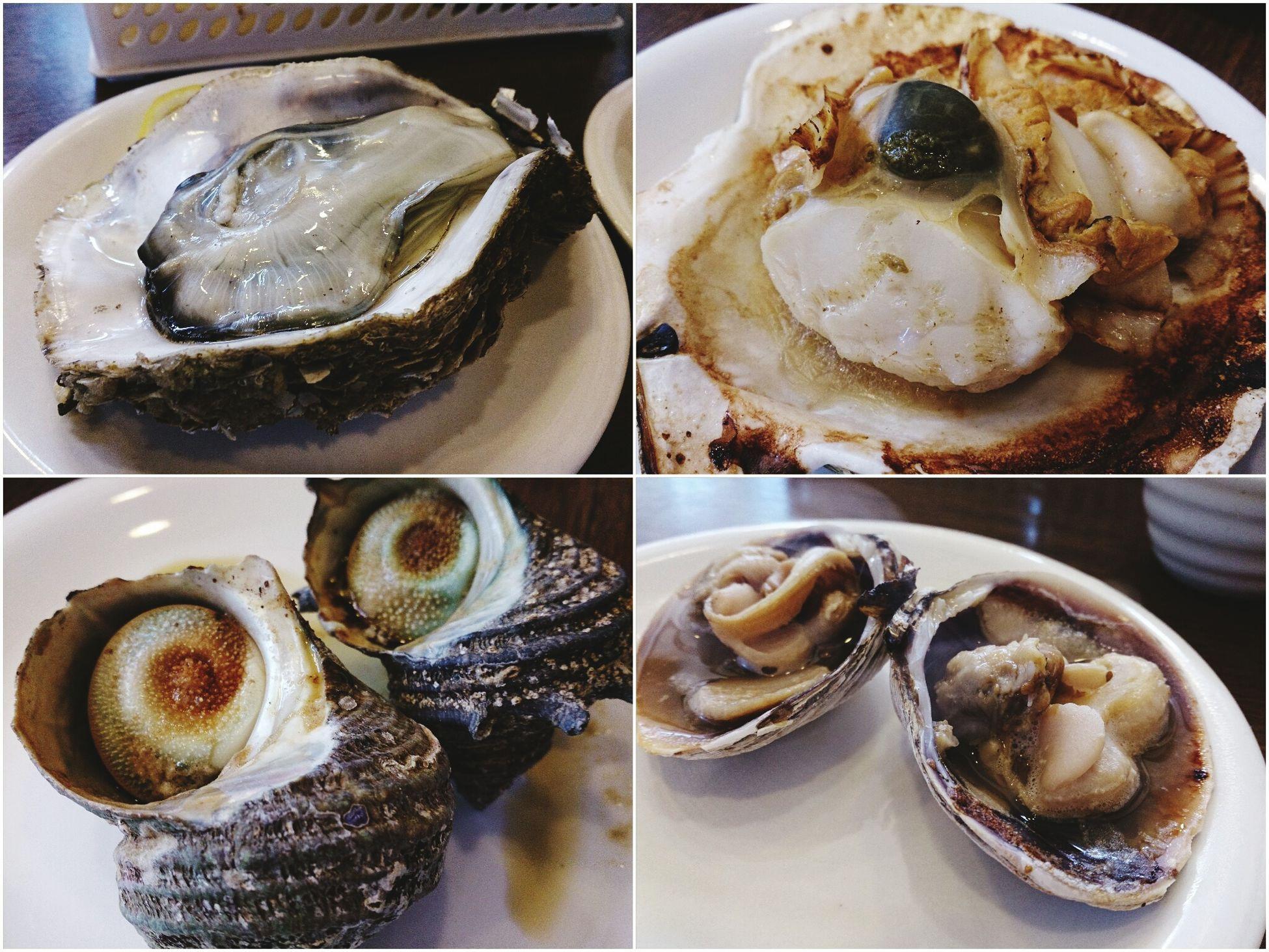 痛風覚悟のラストスパート Eating Seafood プリン体 Food