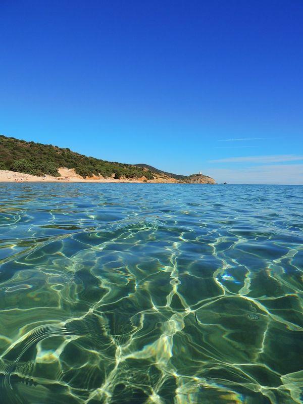 Su Giudeu 2014 Tadaa Community EloediLo My View Sardinia Summer2014 Best Water