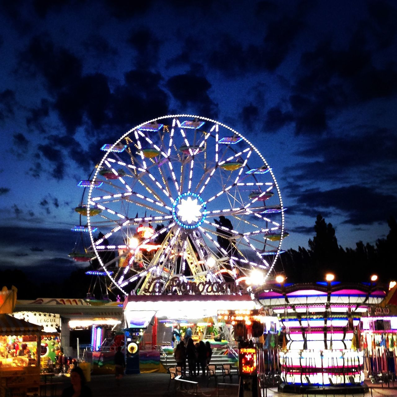 Lunapark Ferris Wheel Carpi Italy EyeEm Best Shots