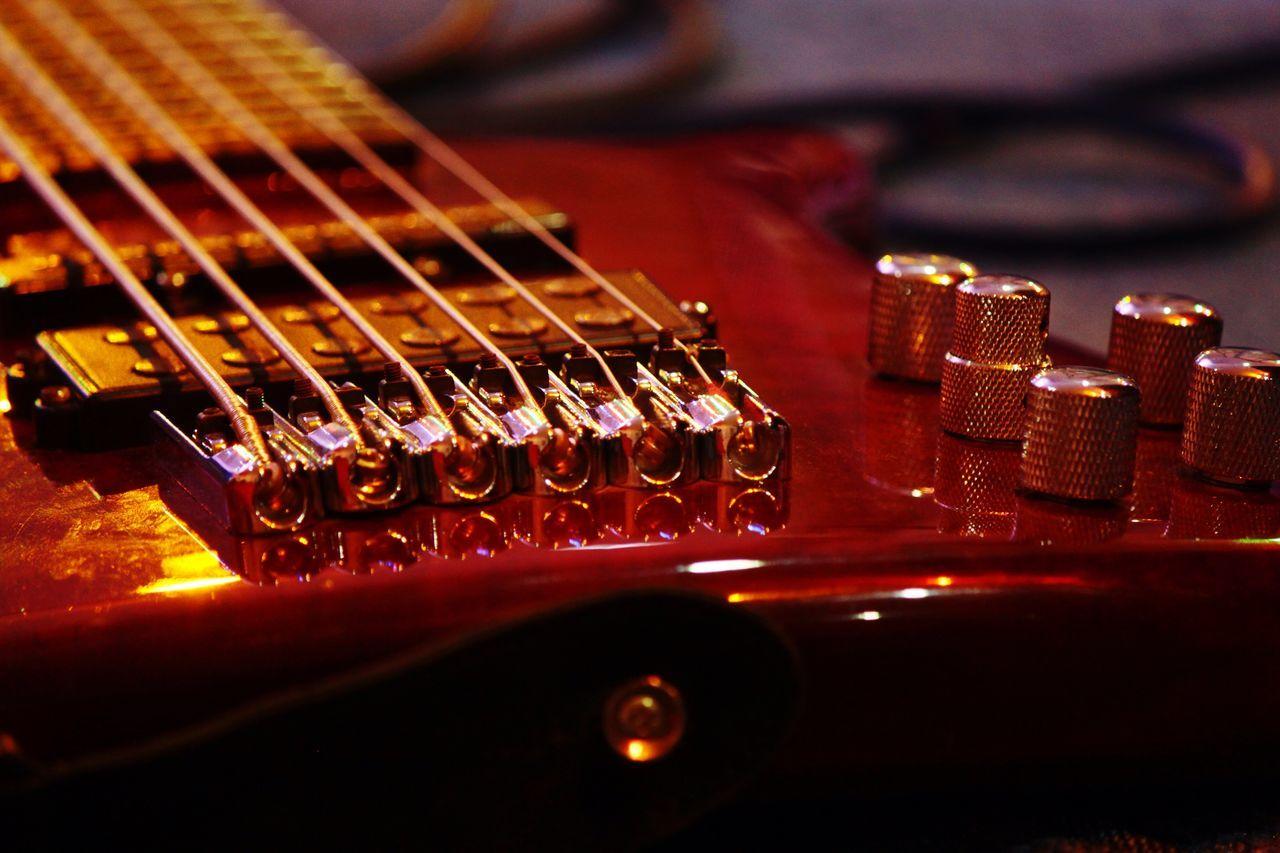It's all about the bass... Bass Guitar Music Manila Light