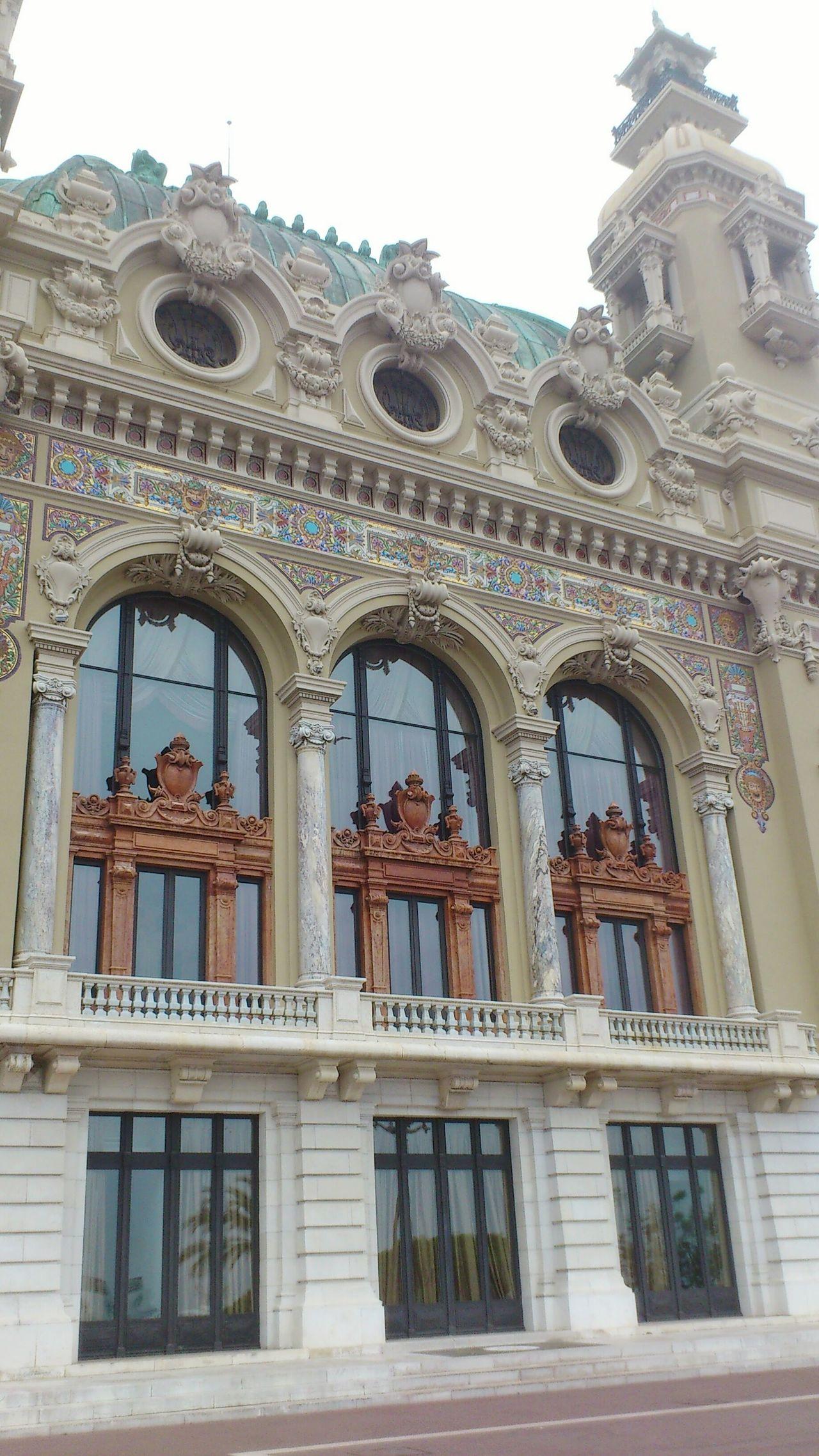 Architecture No People Monaco