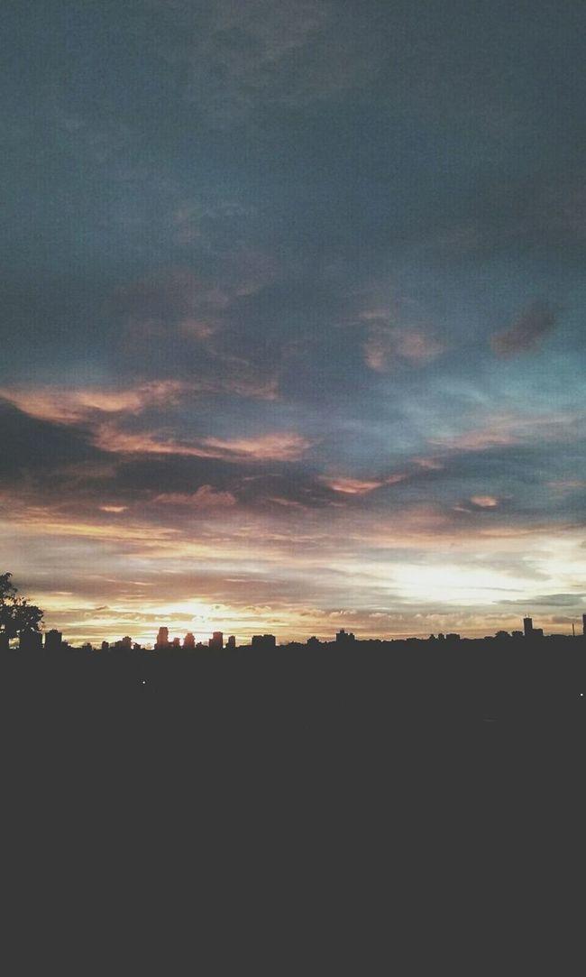Sunset Sunset Silhouettes LoveSunset