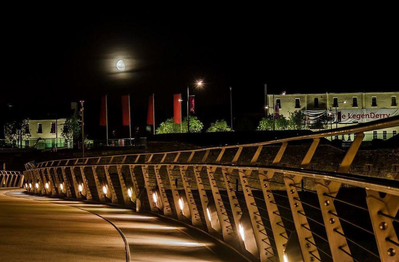 Derrylondonderry Ebrington Moon