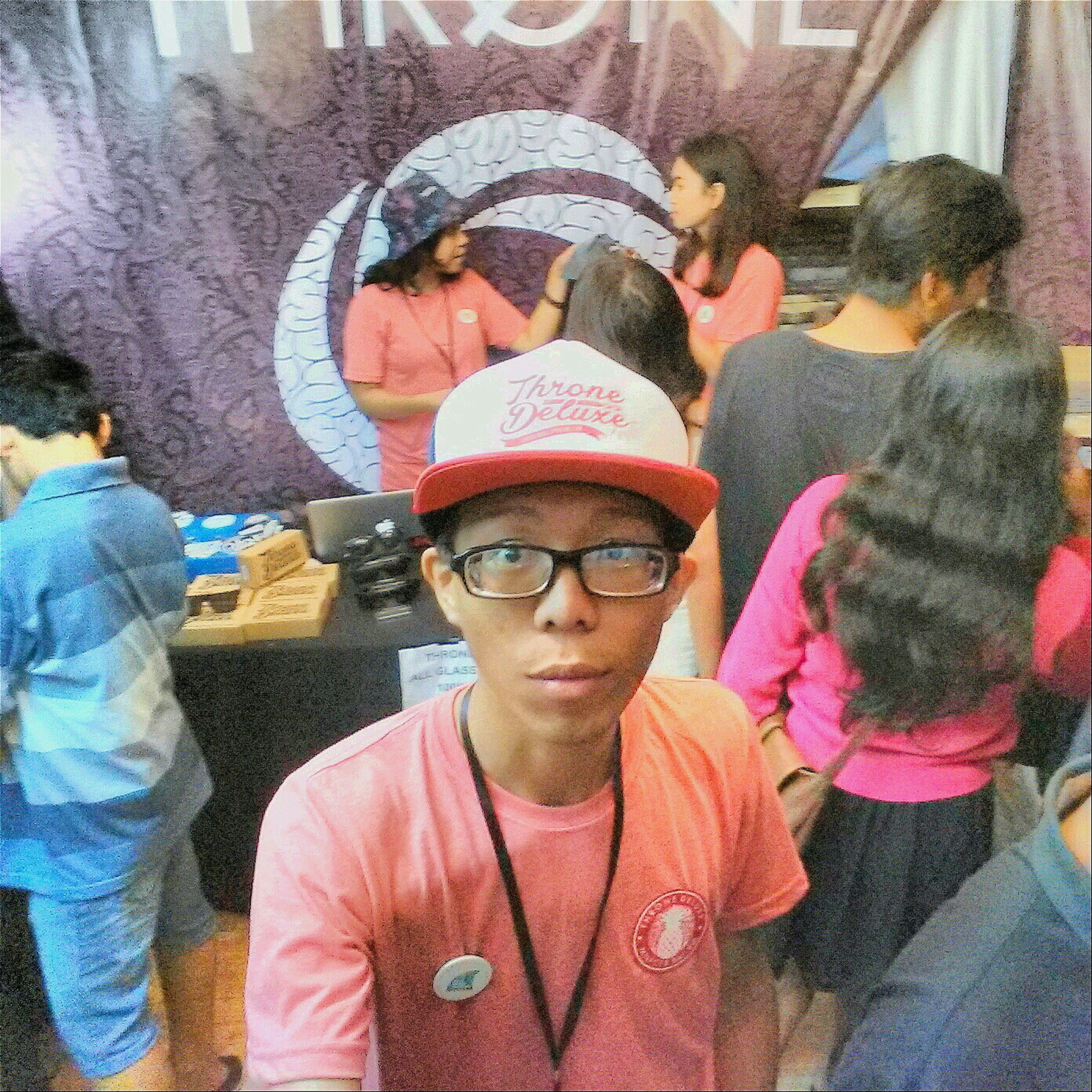 Booth Throne Deluxe Brand of Clothing Bali Selfportrait Festival Brand Clothing Music Bali
