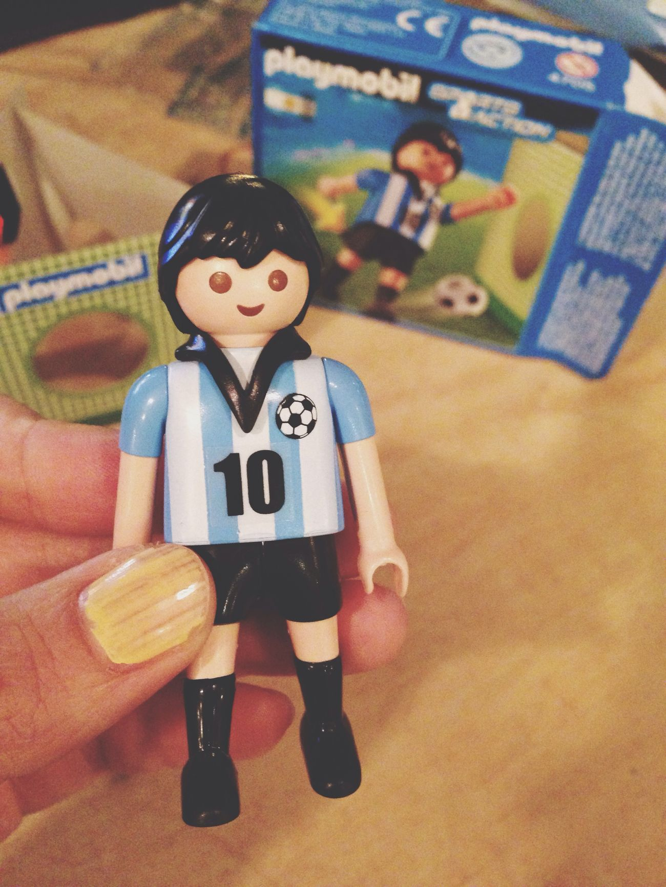 Mobil Messi Kidult Playmobil