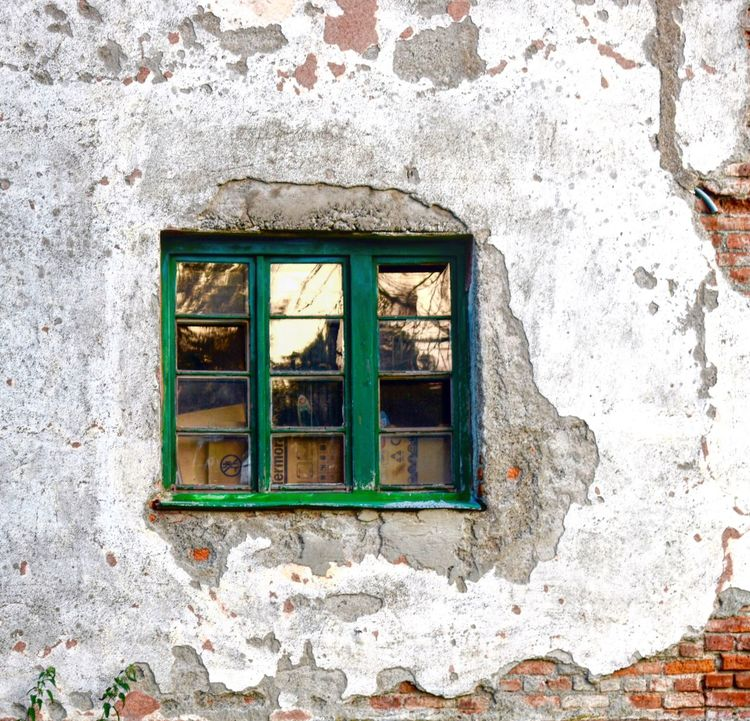 Window Architecture Built Structure Day Abandoned Building Exterior No People Outdoors