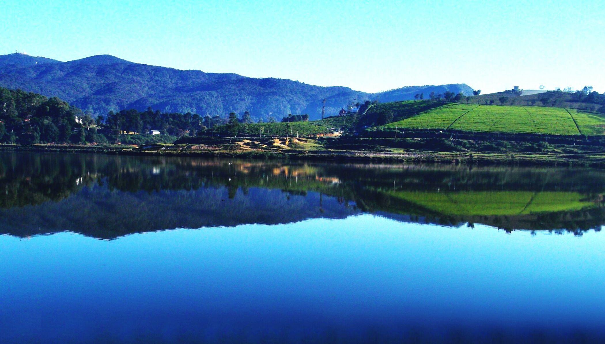 Sri Lanka Nuwaraeliya Protecting Where We Play Gregory Lake